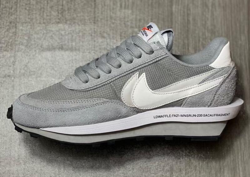 fragment Design,sacai,Nike LDW  发售日期临近!藤原浩上脚第二款「闪电 x sacai x Nike」联名!