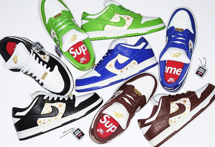 Supreme,Nike,SB Dunk High  Supreme x SB Dunk 又来了!你觉得有上次帅吗?