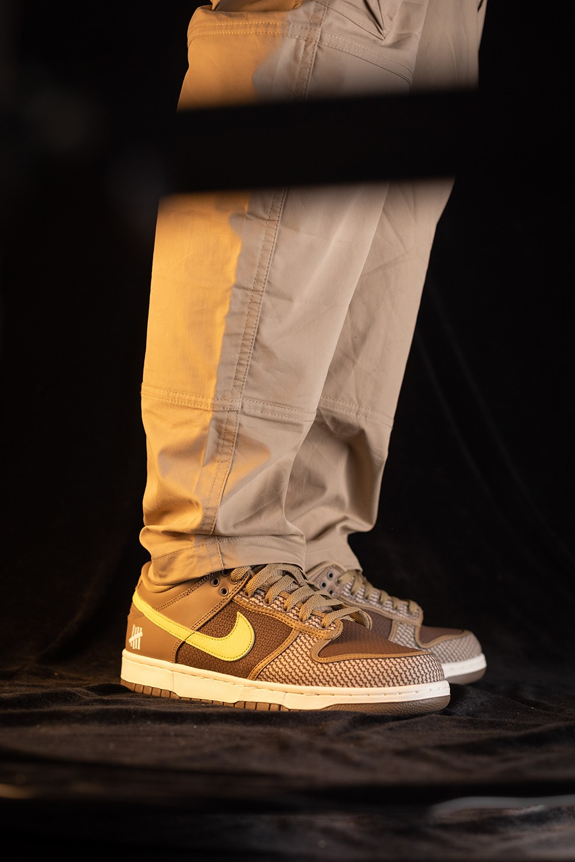 Air Force 1 Low,Dunk Low,UNDEF  联名 AJ 市价 70W!这牌子又和 Nike 搞事情!新联名今天突袭上架!