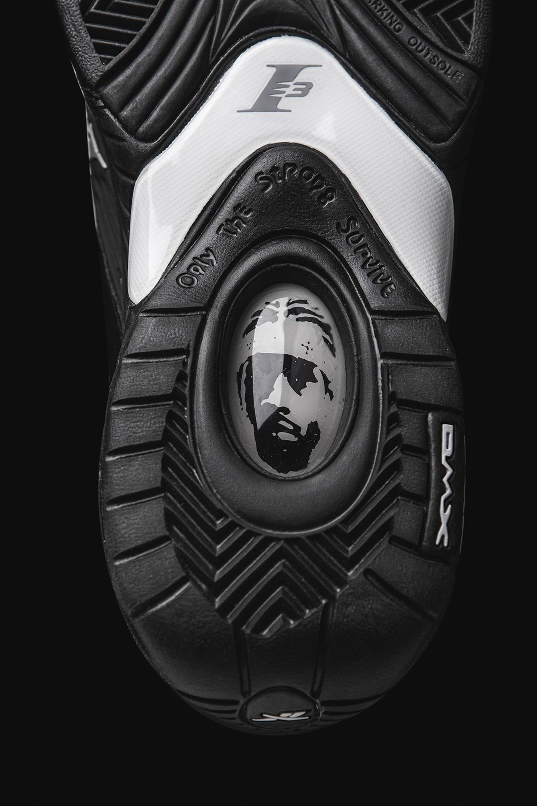 Reebok,Answer IV  见证那个男人的名场面!失踪 4 年的「熊猫球鞋」突发登场!