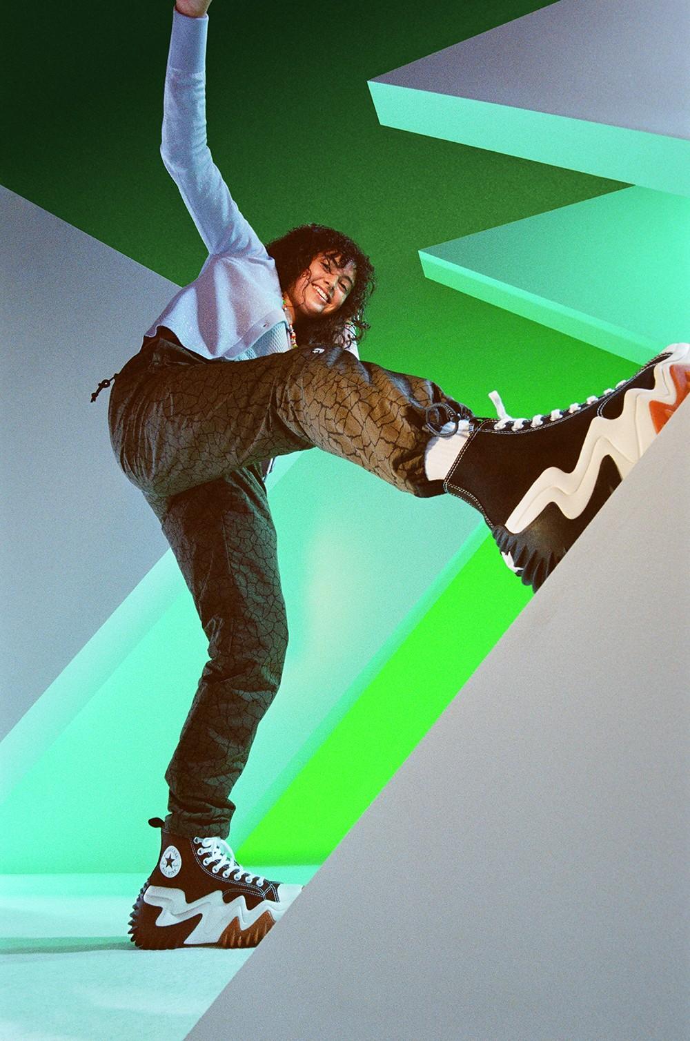 Converse,发售  刚刚曝光!下半年新鞋一个比一个猛!经典造型、超爽脚感都有!