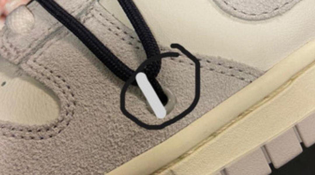 Nike,Dunk Low,OFF-WHITE,The 50  Virgil 亲晒、SNKRS 预告!「THE 50」真的要来了!