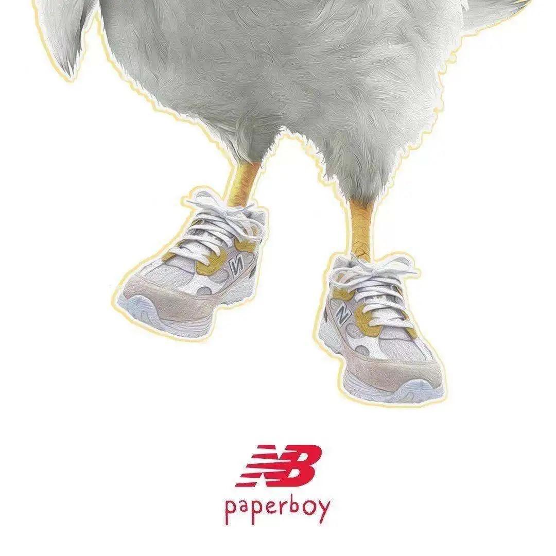 New Balance,992,Paperboy Paris  市价¥8000!Paperboy Paris x New Balance 992 本周发售!