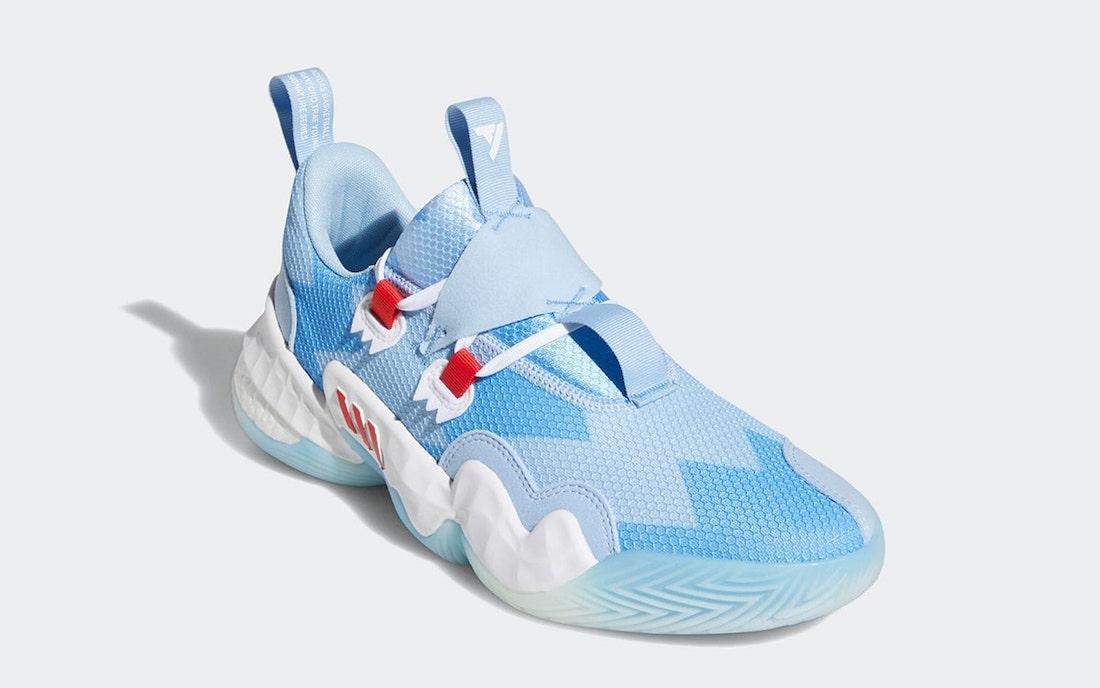 adidas,Trae Young 1,H68997  特雷·杨首款签名鞋!全新 adidas Trae Young 1 官图曝光!