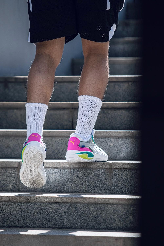 PUMA,Court Rider,2K21  以前「只能看不能穿」的神秘球鞋竟然真市售了!发售信息曝光!
