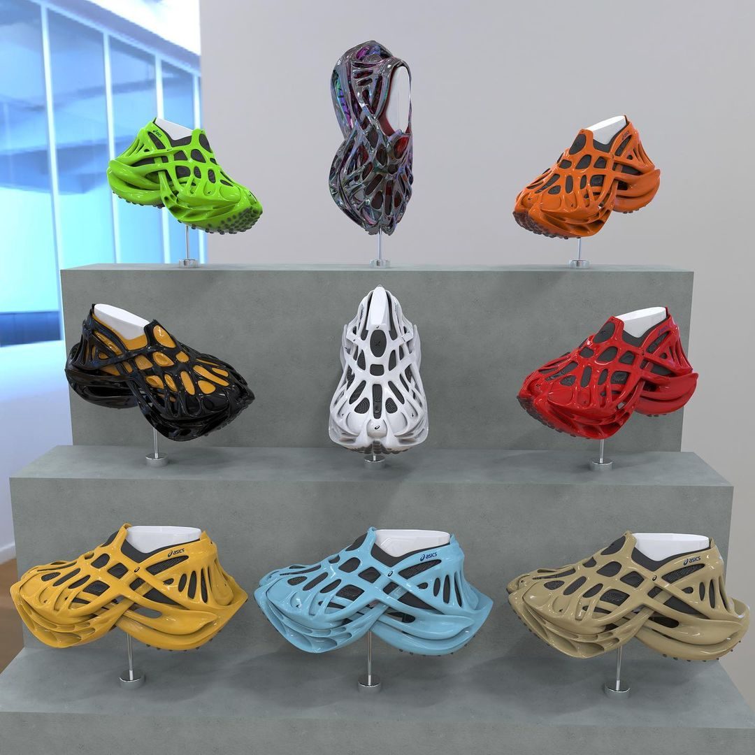Nike,adidas,洞洞鞋  Nike 超浮夸「洞洞鞋」曝光!这鞋发售你会买吗?