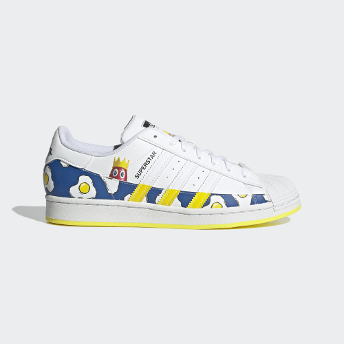 adidas,APPortfolio,Philip Colb  龙虾、煎蛋太可爱!艺术家「联名贝壳头」刚刚发售!