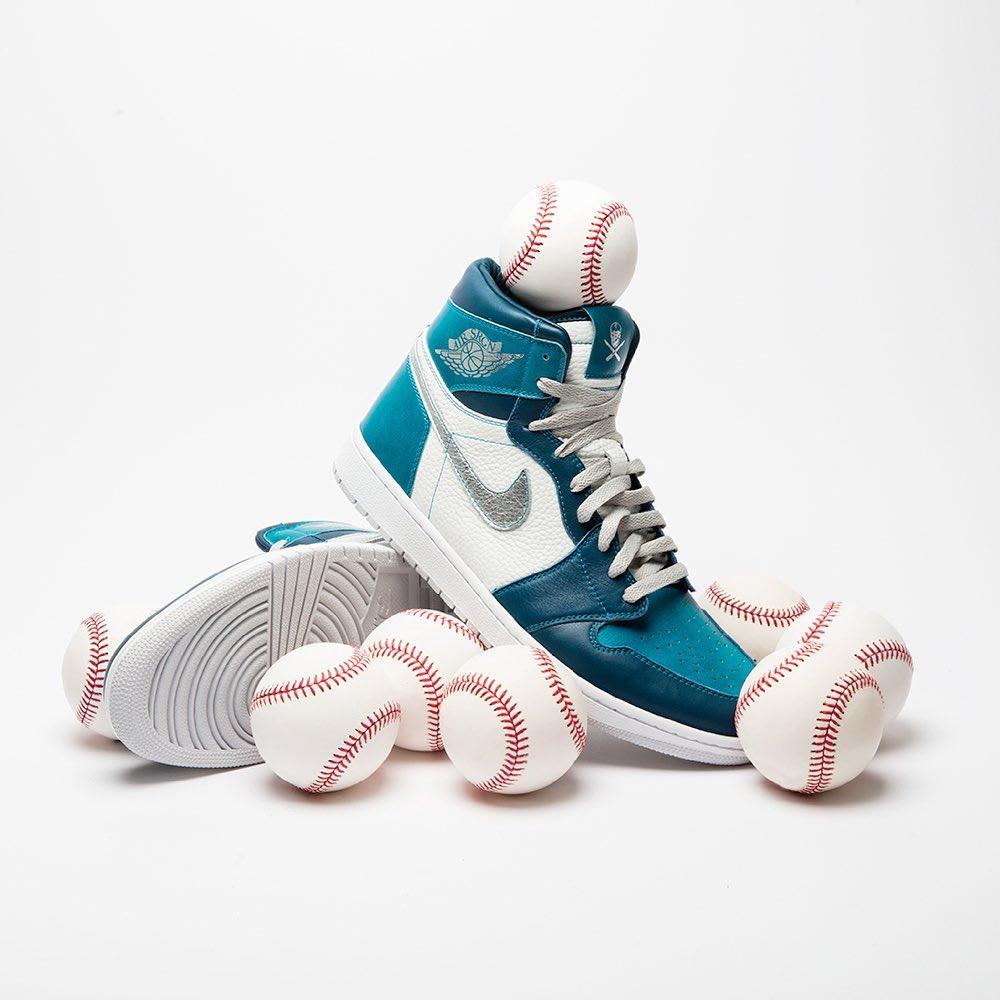 The Shoe Surgeon  TS x AJ6 杂交鞋?!还有新腰果花 Dunk SB!脑洞我只服他!