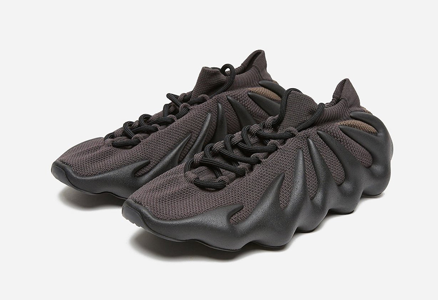 adidas,Yeezy 450,Dark Slate,GY  首发配色小 3 千!纯黑「小笼包」Yeezy 450 最新实物曝光!