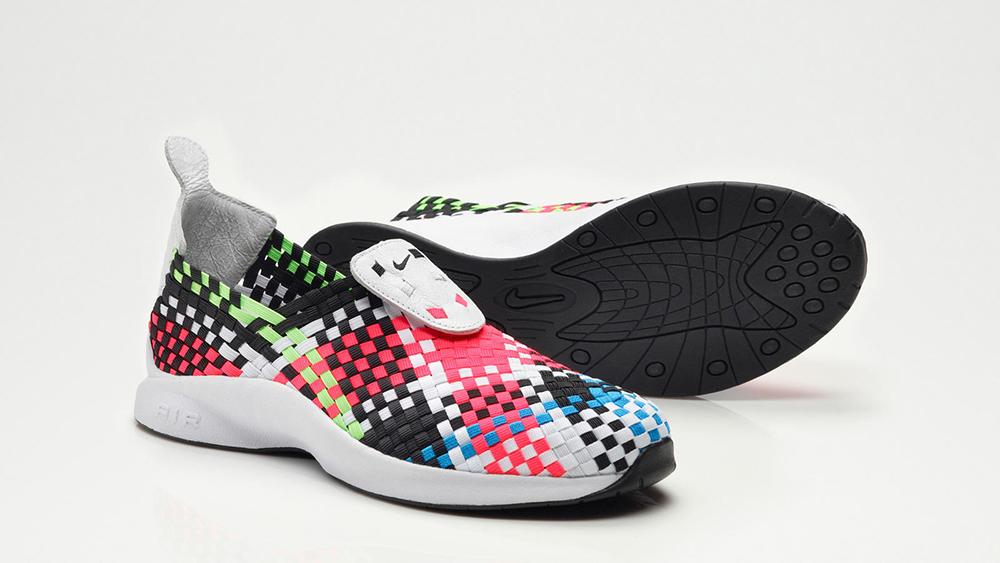 Nike,Air Woven  曾经的 Nike 神鞋回归!全新 Air Woven 今年即将发售!