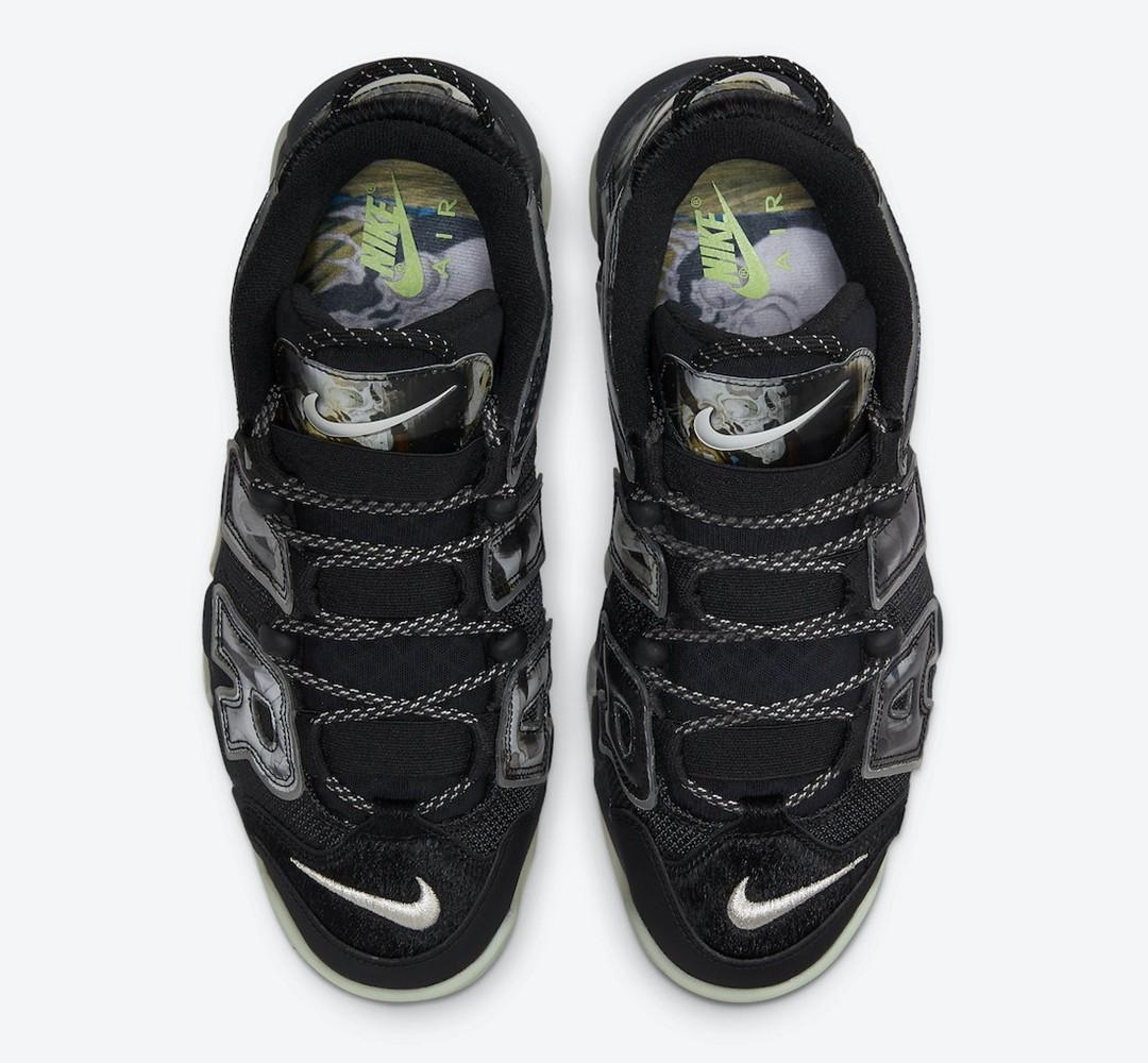 Nike Air More Uptempo,Utagawa  「浮世绘」细节妆点!日式风「大 AIR」官图曝光!