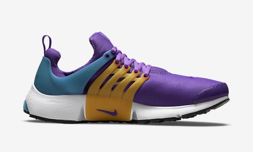 Nike,Air Presto,CT3550-500  夏天还得穿骚紫色!全新 Nike Air Presto 官图曝光!