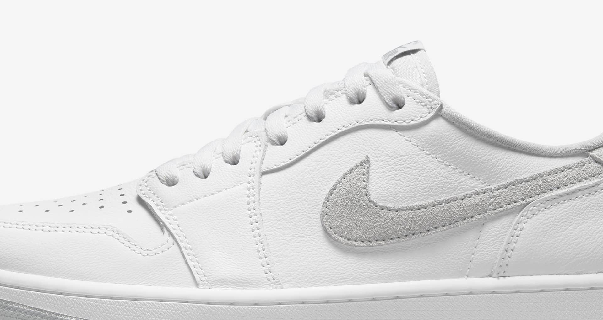 Jordan,Air Jordan 1 Low,AJ1,CZ  Vibe 风小白鞋!全新 AJ1 Low 即将发售!