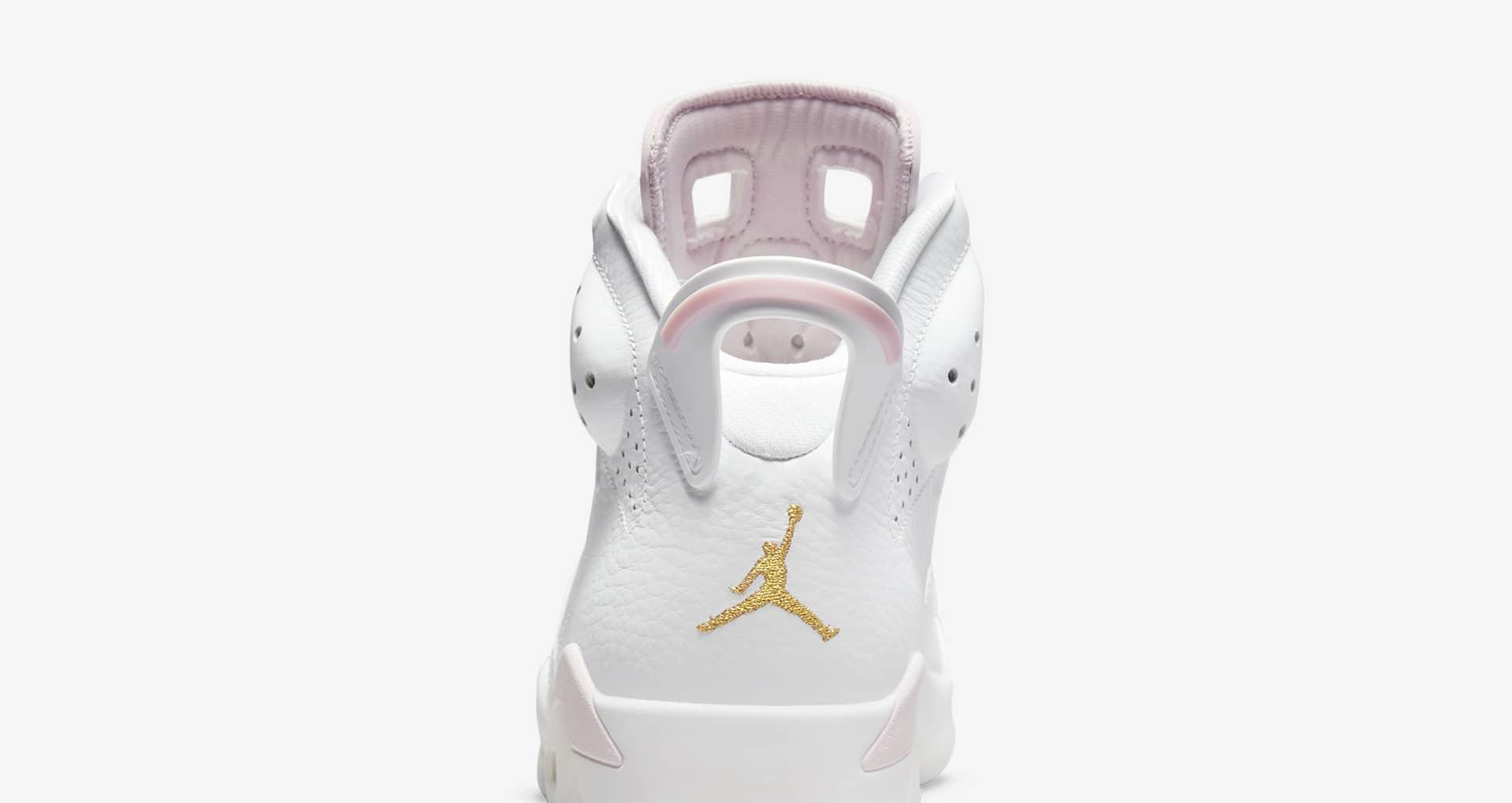Jordan,Air Jordan 6,AJ6,DH9696  白粉配色!全新 Air Jordan 6 即将发售!