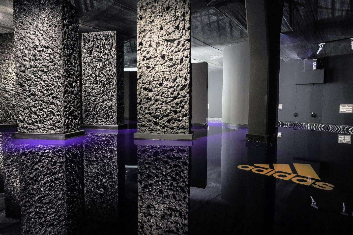 adidas,UCCA Lab,重塑蔚蓝  这场面头一次见!adidas x UCCA Lab「重塑蔚蓝」展览太酷了!