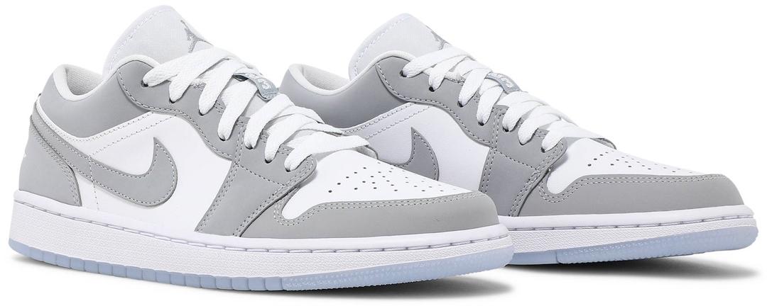 Jordan,Air Jordan 1 Low,AJ1,DC  低帮 Dior?全新 AJ1 Low 白灰下月发售!