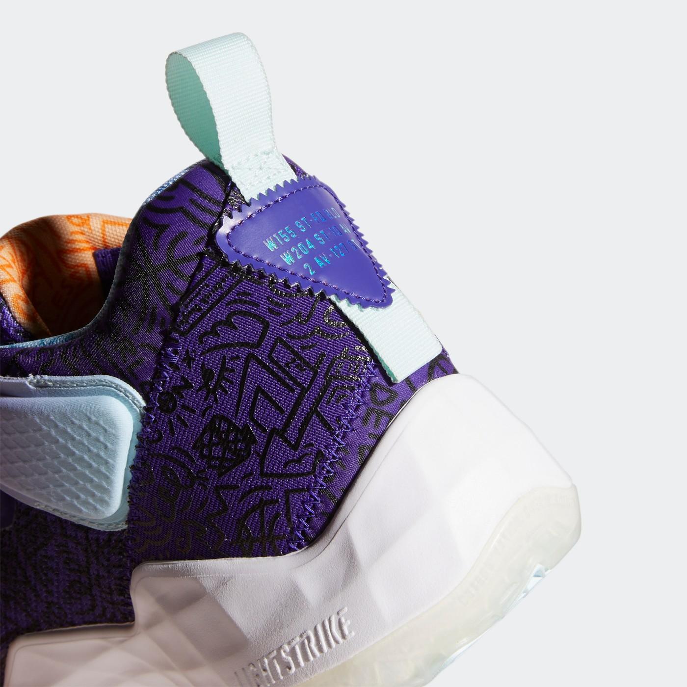 adidas,D.O.N. ISSUE #3,Playgro  米切尔 3 代正式发布!首发涂鸦发售链接曝光!