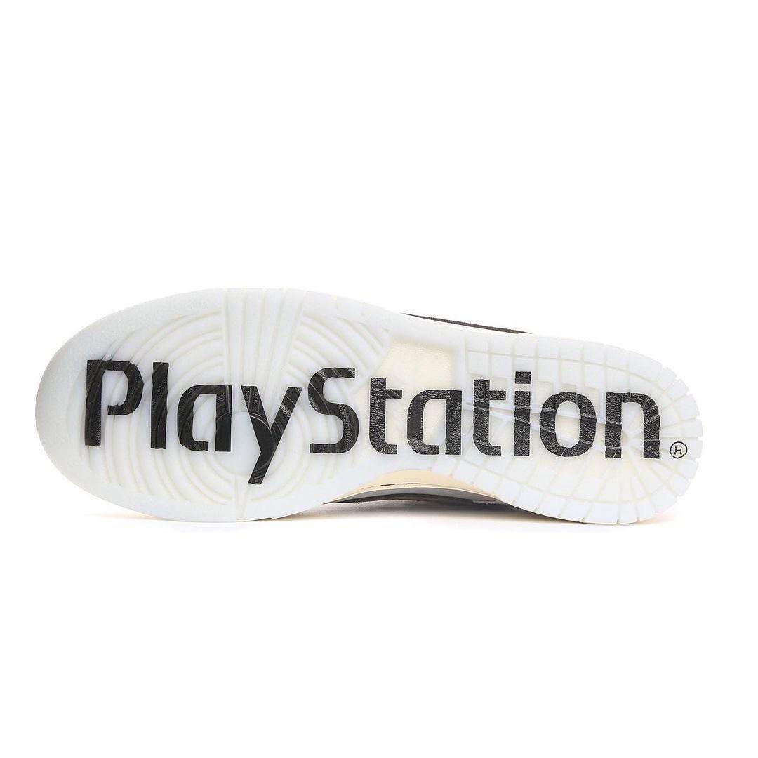 Travis Scott,PlayStation,Nike,  限量 24 双的亲友限定!网友晒出「反钩」PS x Dunk Low!我酸了!