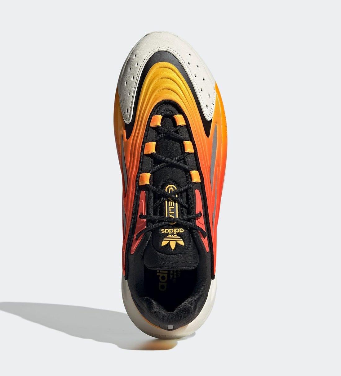 adidas,Ozelia  又一双 Yeezy 平替?!adidas 发布全新鞋型你打几分?