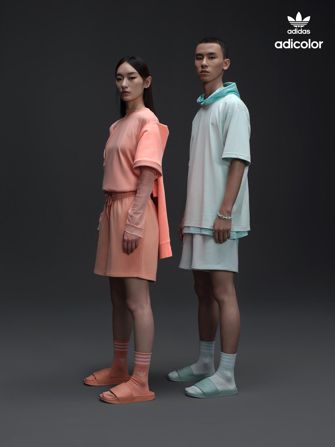 adidas,Originals,adicolor,Cont  独特色彩美学! 全新 adidas adicolor 系列现已发售!