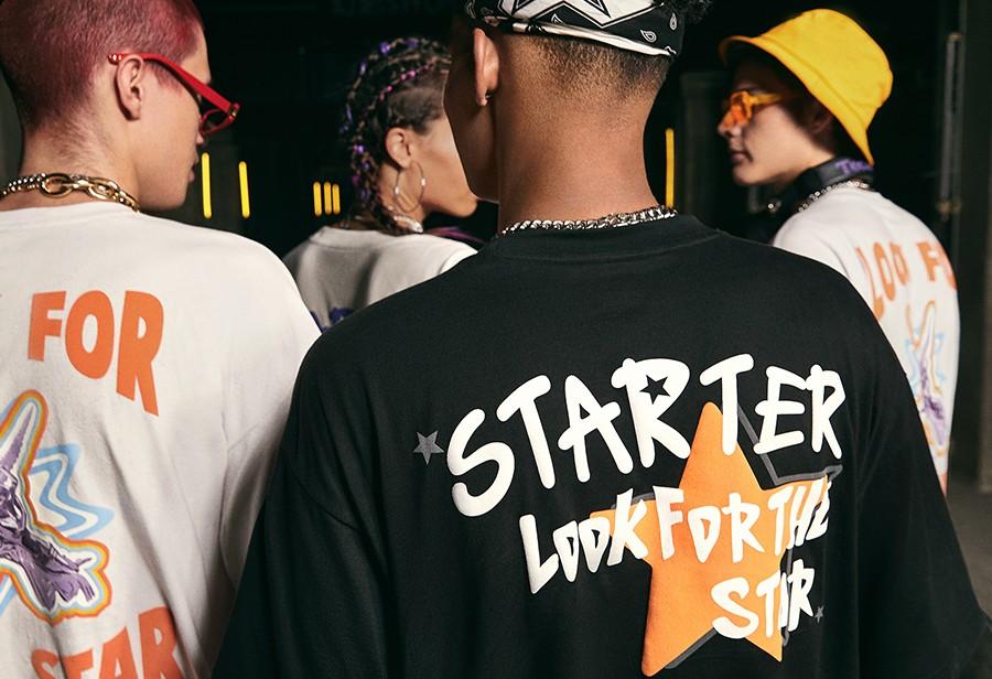 STARTER,BLACK LABEL  街头新选择!STARTER BLACK LABEL 全新系列现已登场!