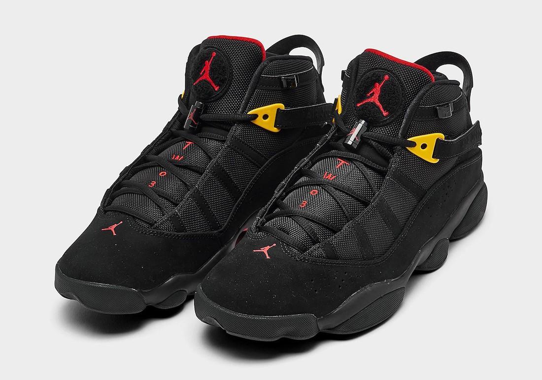 """Jordan,Air Jordan 6 Rings,Ring  最经典时刻!AJ6 Rings """"Last Shot"""" 图片曝光!"""