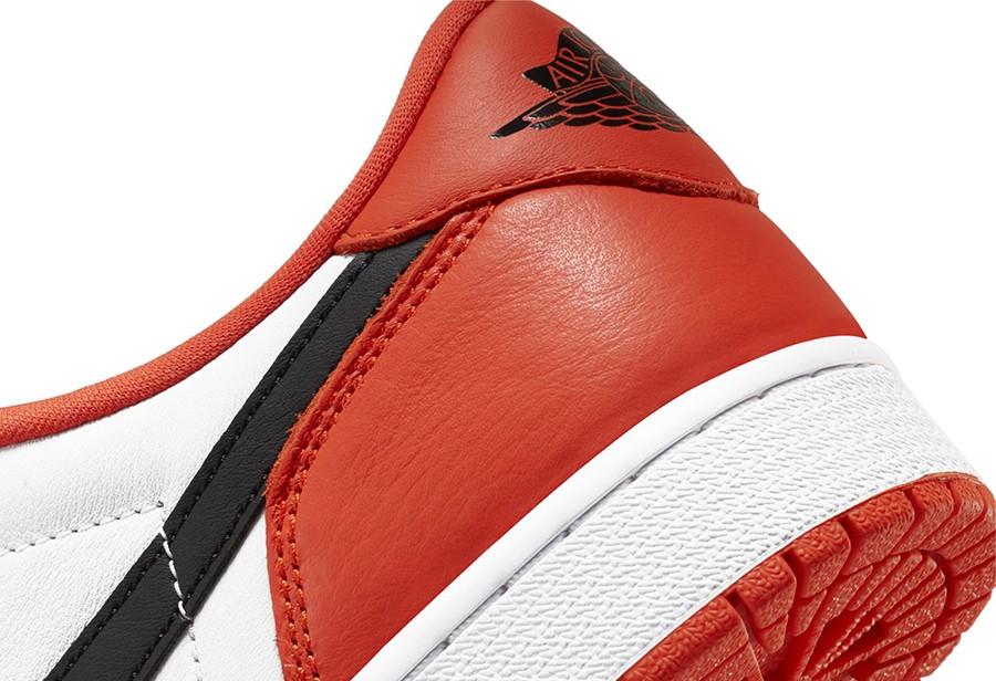 Air Jordan 1 Low,AJ1,芝加哥  全新 Air Jordan 1 Low 官图曝光!预计近期发售!
