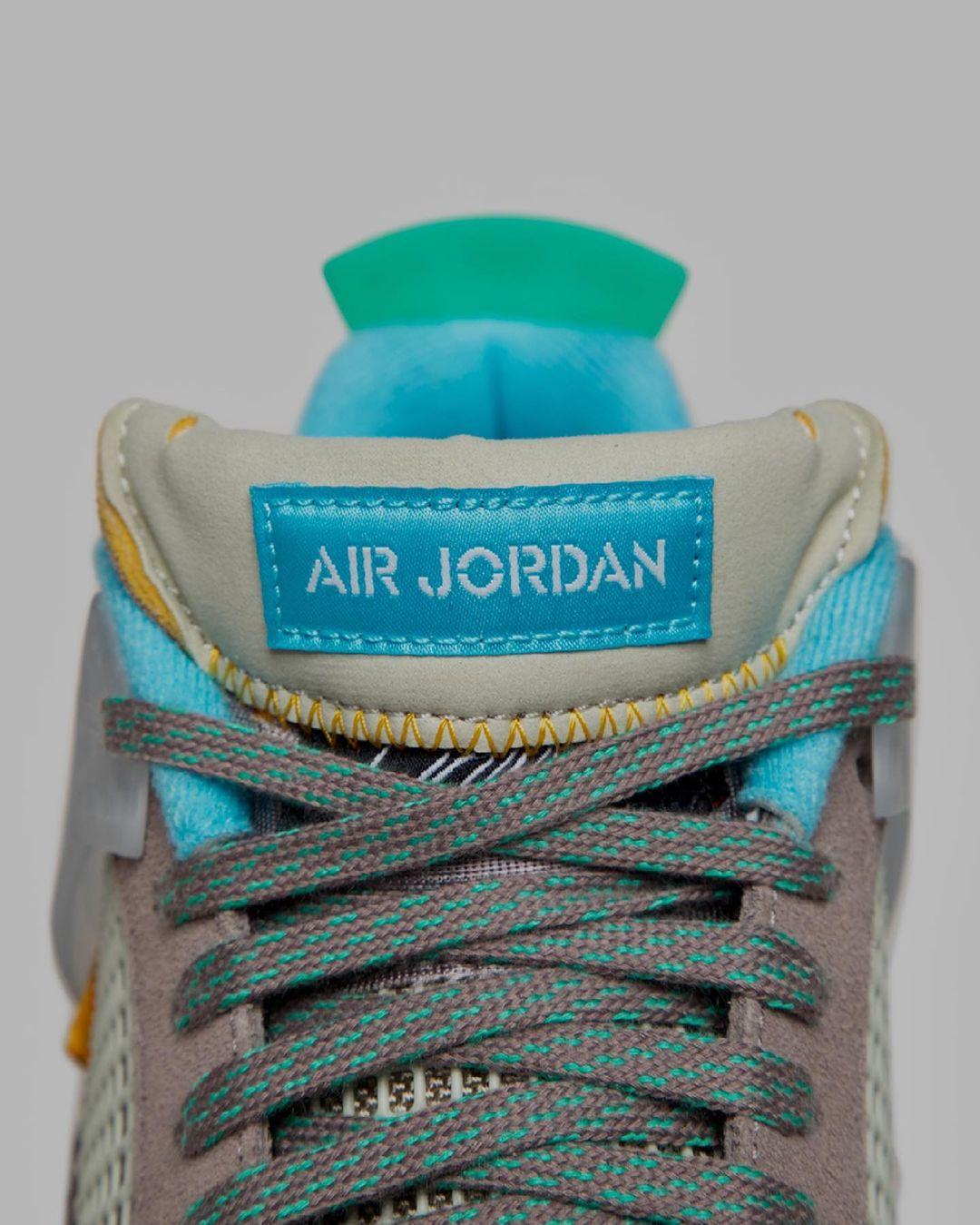 Air Jordan 4,Union,Desert Moss  今早突袭!Union x AJ4 市价小 3000!你抢到了吗?