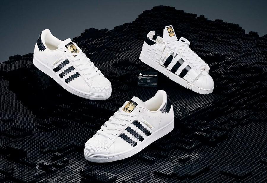 adidas,Superstar,LEGO,  乐高「贝壳头」!全新联名 Superstar 即将发售!