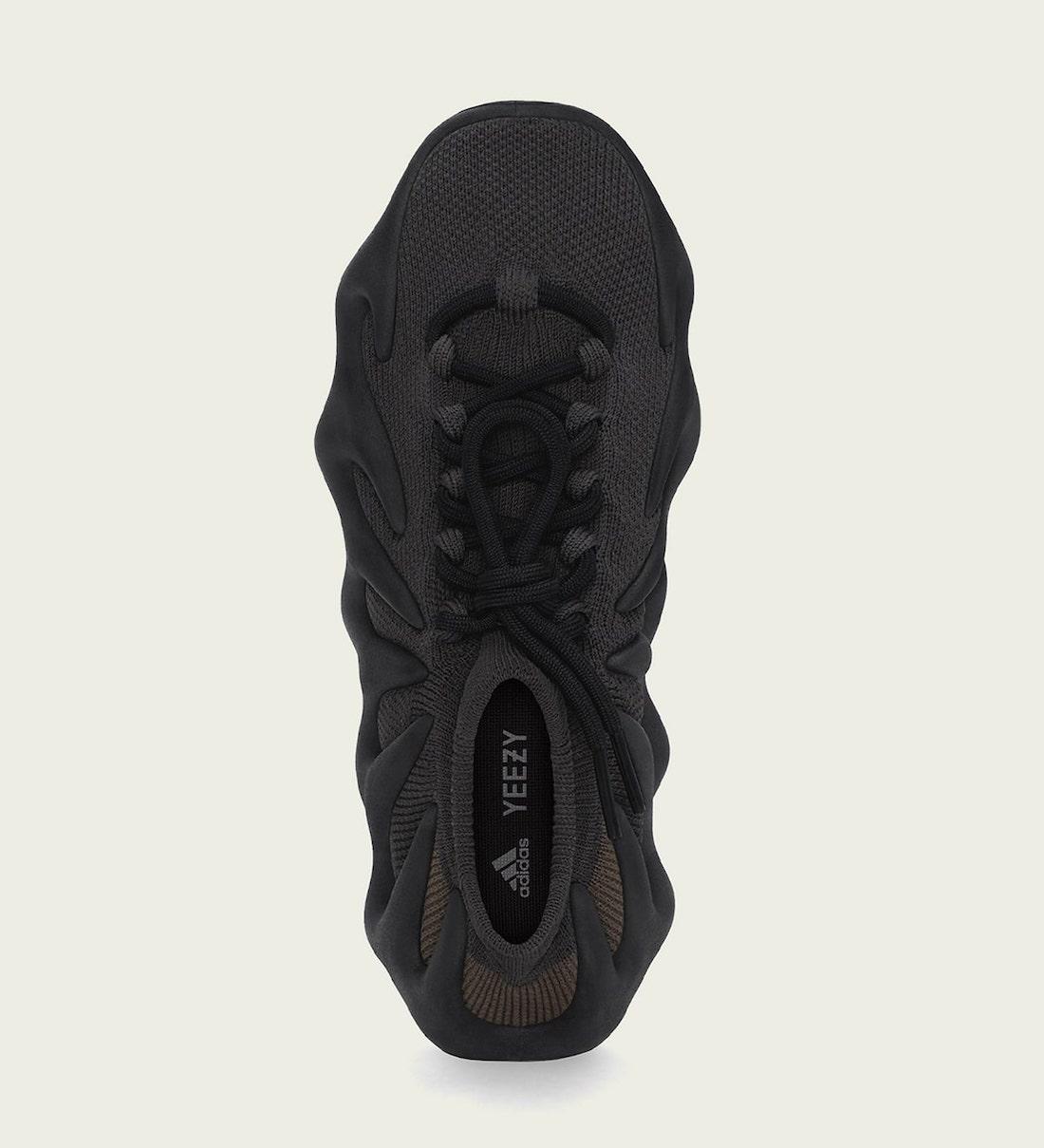 adidas,Yeezy 450,GY5386,发售  预售近三千!黑武士 Yeezy 450 今早登记!拼手速你用了几秒?