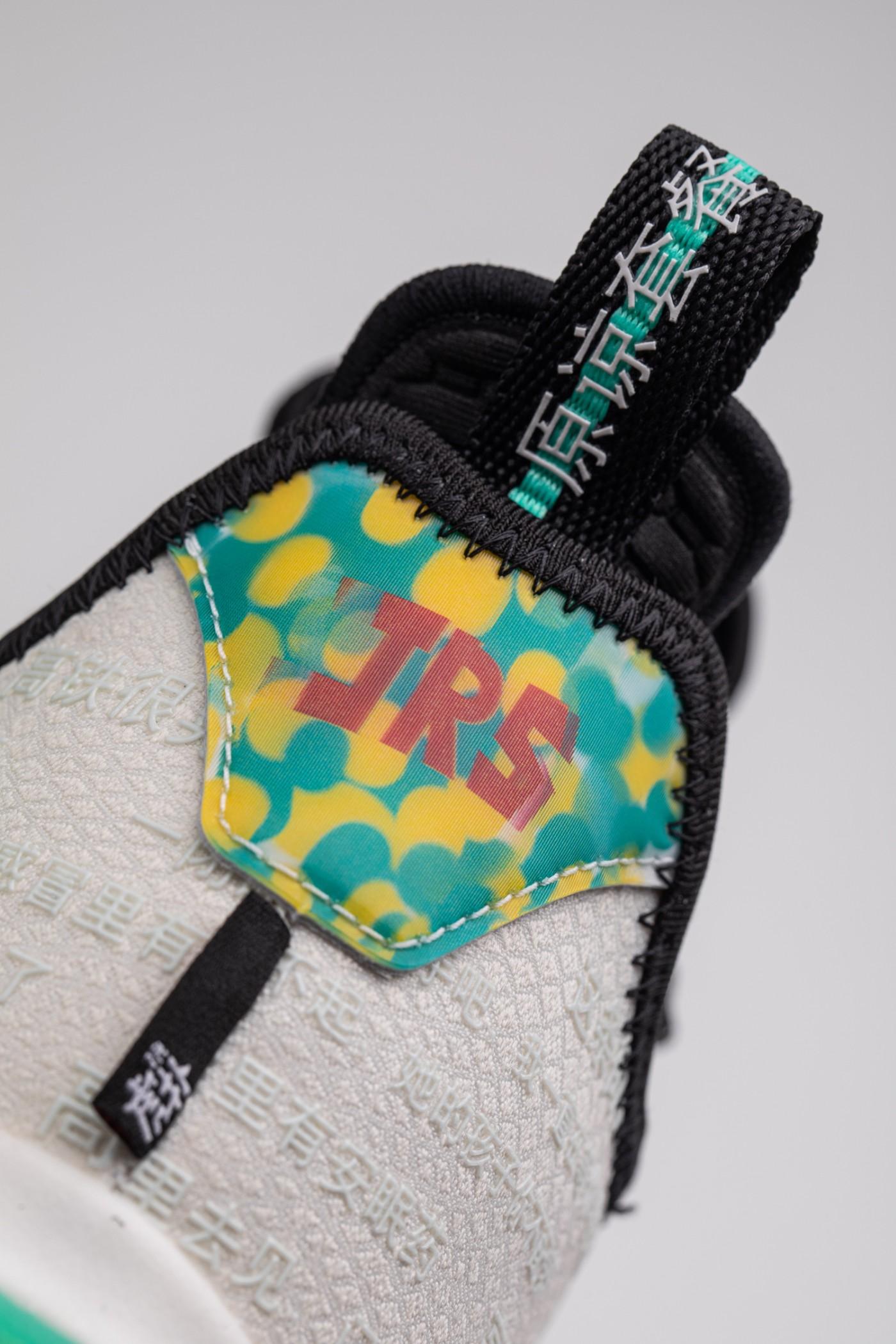 安踏,GH2,发售  这才是「原谅配色」!虎扑 JRS 联名鞋给我看乐了!这些梗你看懂几个?