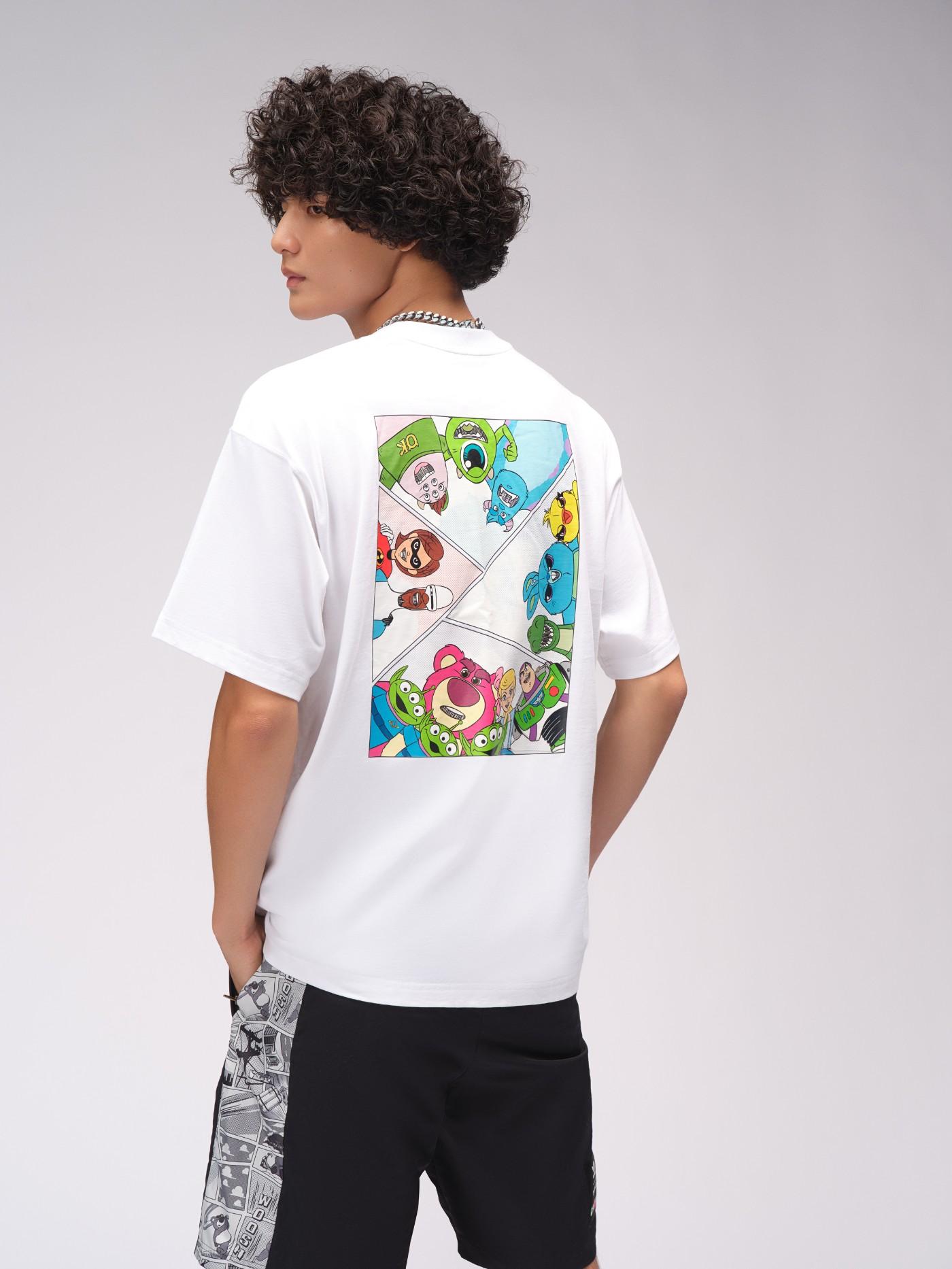 Disney,Pixar,adidas Originals  巴斯光年、大眼仔、草莓熊都有!全新 adidas x 迪士尼系列现已发售!