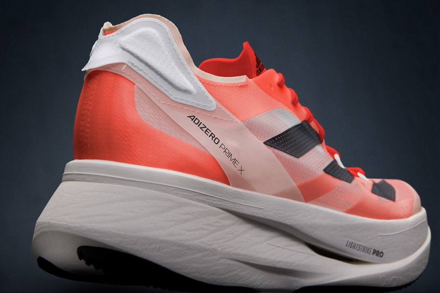 "adidas,ADIOS PRO 2,ADIZERO BOS  阿迪果然留了一手!「神秘新鞋」配置太高遭 ""禁穿""!首发就是特别版!"