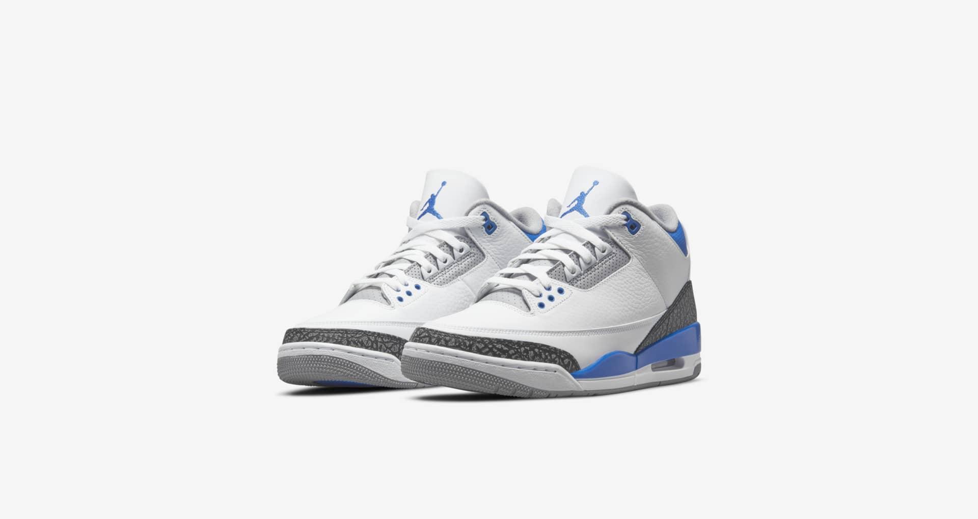 Jordan,Air Jordan 3,AJ3,CT8532  酷似「藤原浩」同款!全新 AJ3 发售信息泄露!