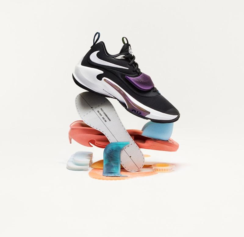 Nike,字母哥,Zoom Freak 3,Project  撞脸杜兰特?字母哥「最新签名鞋」刚刚官宣!缓震又变了!