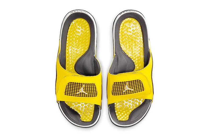 Jordan Hydro 4,电母,Lightning  夏日必备!电母 Jordan Hydro 4 拖鞋即将发售!