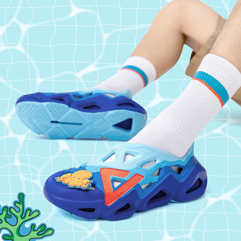 匹克,PEAK,发售,态极洞洞鞋  上次没抢到!态极洞洞鞋联名配色终于补货了!快下手!