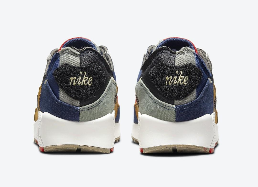 Nike,Air Max 90,WMNS,Legacy,DJ  材质多到数不清!全新 Air Max 90 官图曝光!