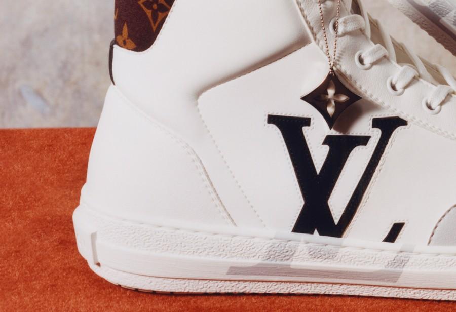 Louis Vuitton,Charlie Sneaker  Louis Vuitton 又出新鞋!市价近万元的小白鞋!你爱了吗?