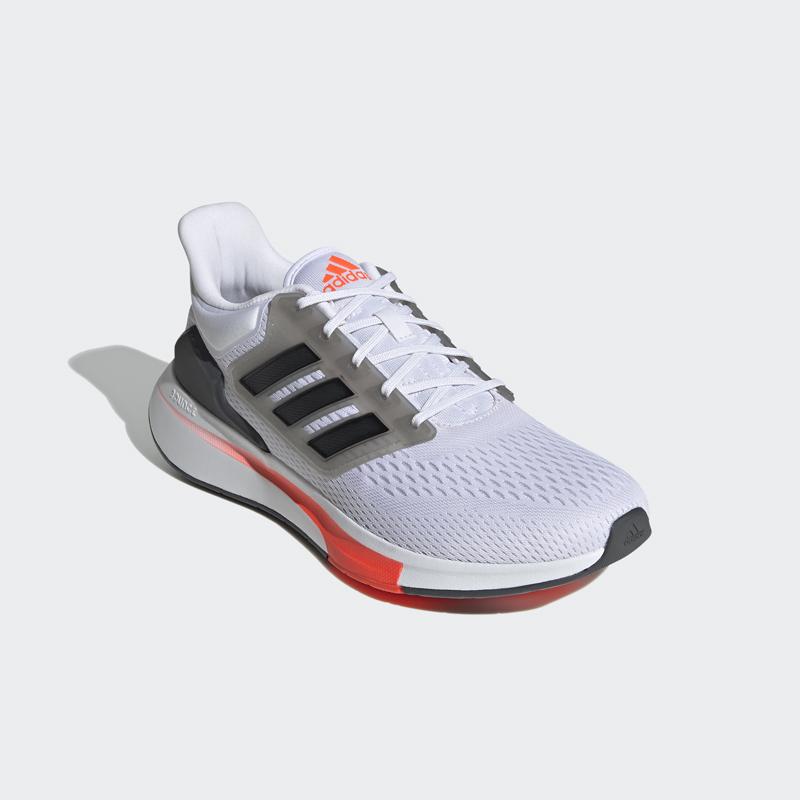 adidas,EQ21 RUN,H00512  透气、轻弹还有高颜值!adidas 性价比新鞋登场!