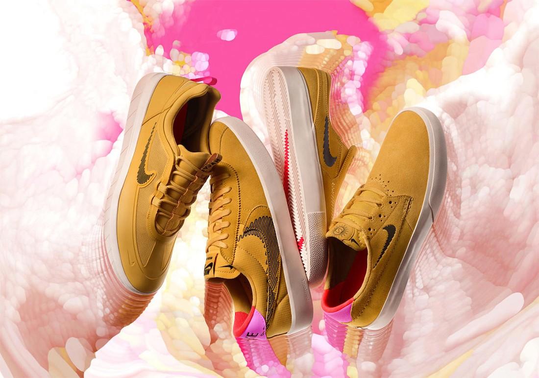 Nike,Rawdacious  Nike 奥运会新鞋发布!Zoom G.T. 新版本来了!