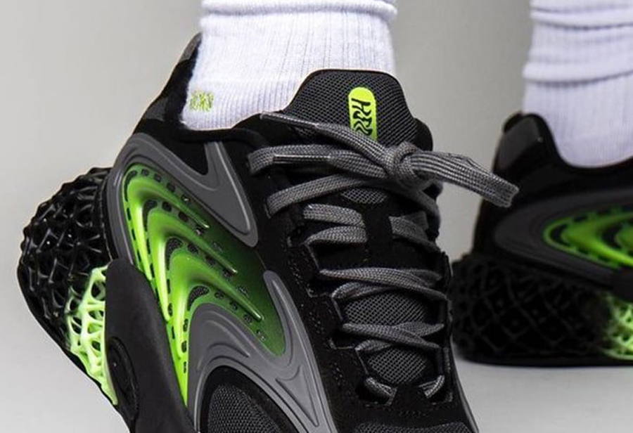 adidas,4D,Cush  4D 新鞋实物曝光!颜值配置太顶了!明年登场!