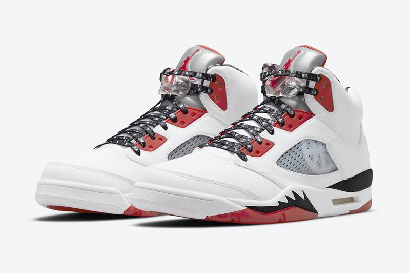 """Air Jordan 5,DJ7903-106,Quai 5  全新 Air Jordan 5 """"Quai 54"""" 官图曝光!这颜值你打几分?"""