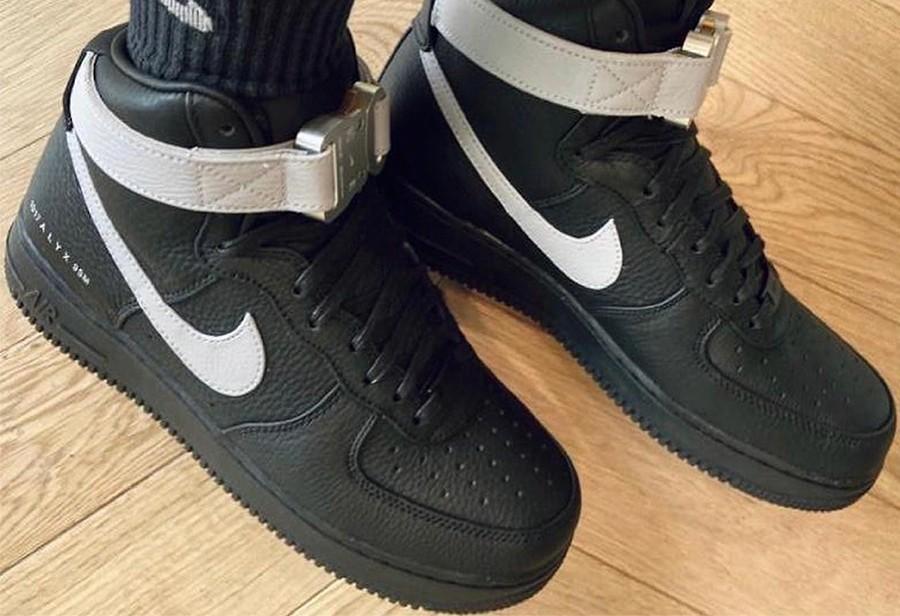 Nike,AF1,Air Force 1,1017 ALYX  奢华机能高街风!第二波 ALYX x AF1 实物曝光!