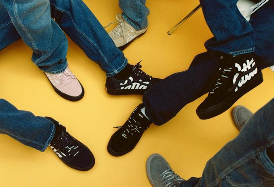 Patta,Vans,Vault  苦等四年回归!Patta 新联名刚刚曝光!一口气 7 款鞋!
