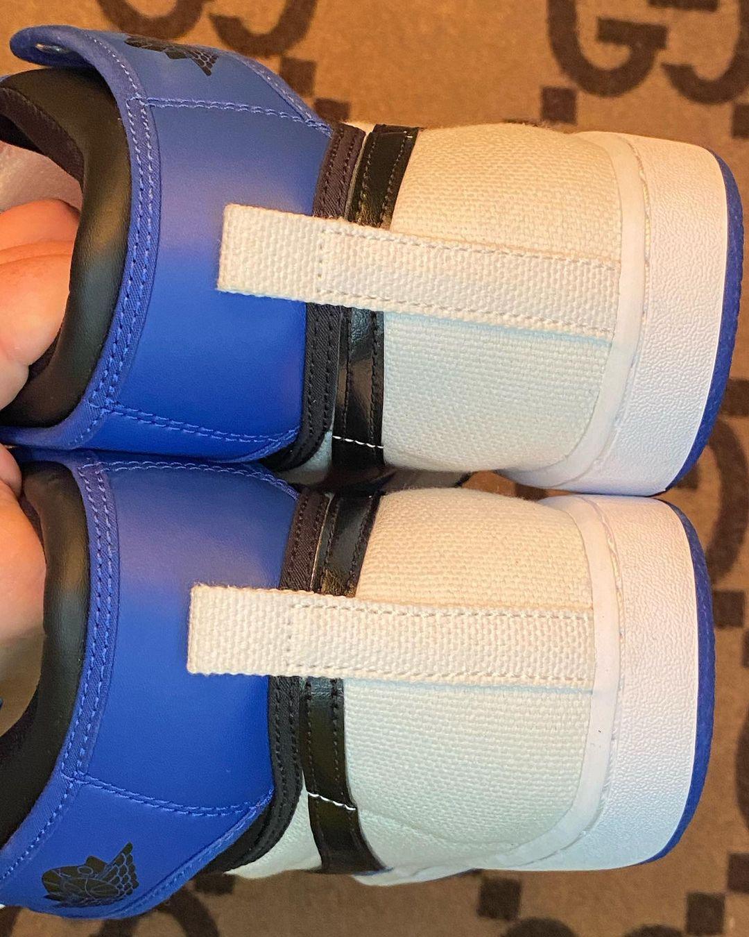 Air Jordan 1 KO,Storm Blue,AJ1  酷似「闪电」配色!全新 AJ1 KO 实物曝光!