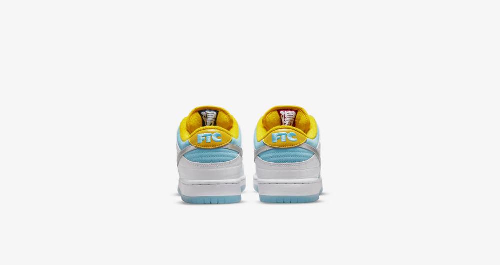Dunk SB,Nike,发售  酷似情人节 2.0!全新联名 Dunk SB 明早 SNKRS 发售!