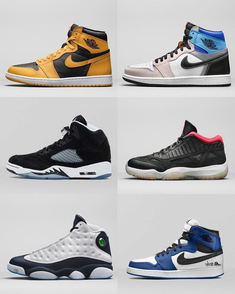 AJ5,AJ1,AJ13,Air Jordan 5,Oreo  想买还得再等等!秋季 AJ 集体跳票!「奥利奥」AJ5 等都在其中!