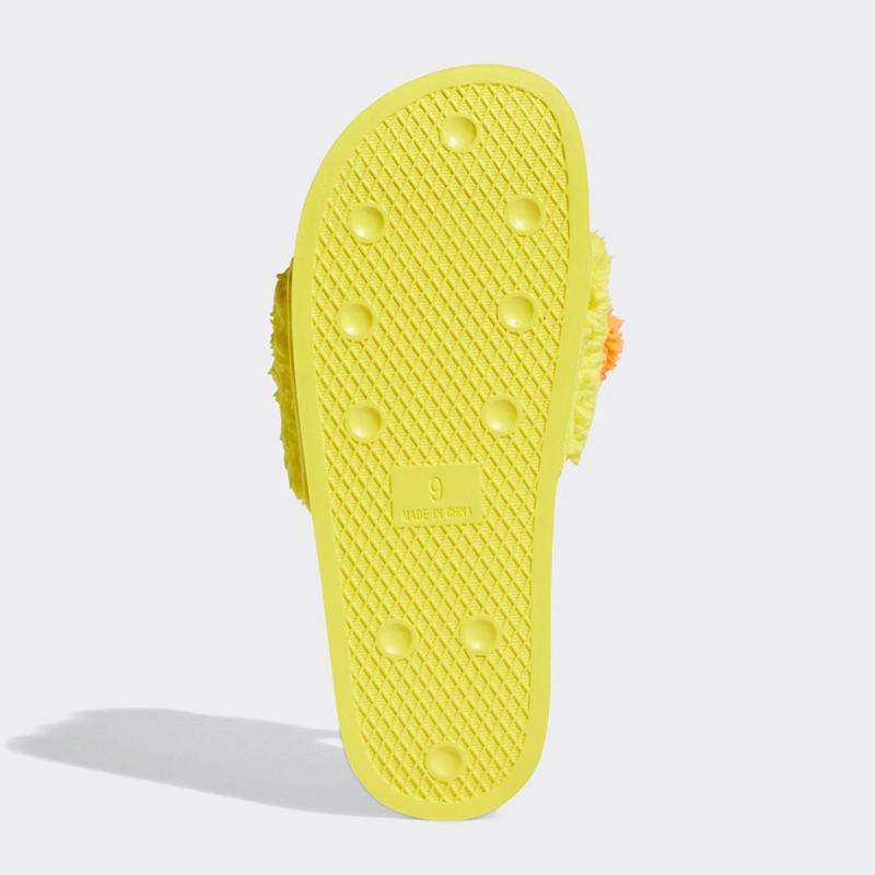 Jeremy Scott,adidas,Adilette S  高呼爷青回!Jeremy Scott x adidas 动物系即将回归!
