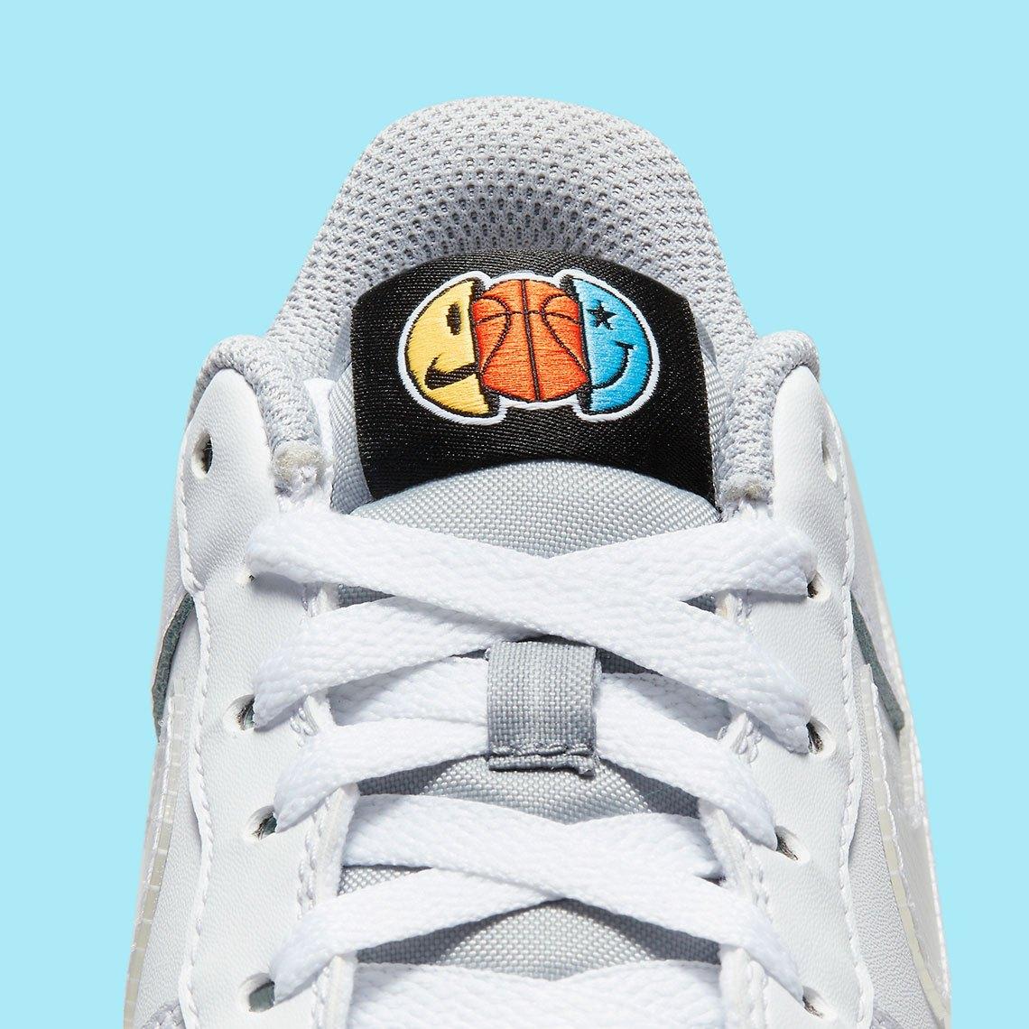 Nike,Air Force 1  「阴阳」篮球图案!全新 Air Force 1 官图曝光!